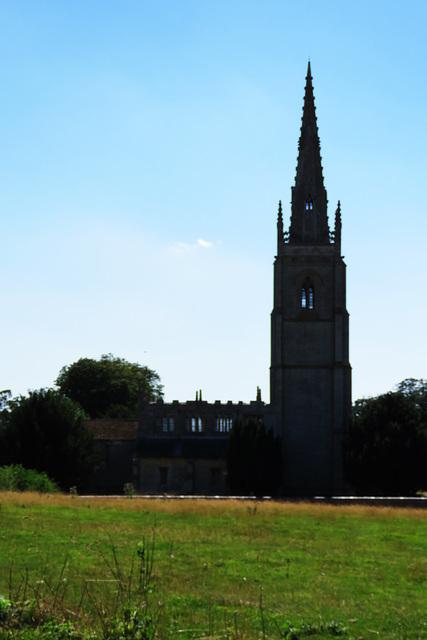 asgarby church, lincs.