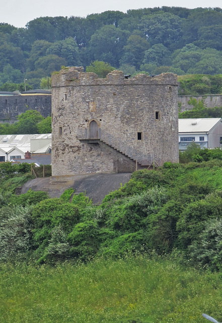 mount batten fort, plymouth
