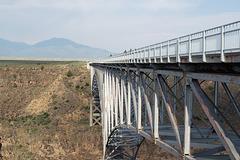 Rio Grande Gorge Bridge (# 1017)