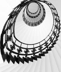Die Treppenspirale