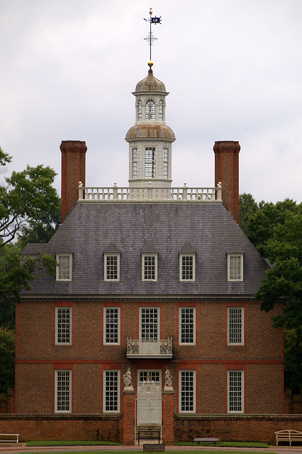 First Governor's Mansion