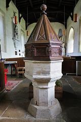 shellingford church,berks