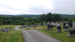 Funerary yours in Maritimes