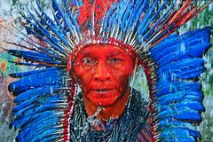 Baden, Indio-Häuptling / Indio Chief