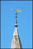 St James weathervane