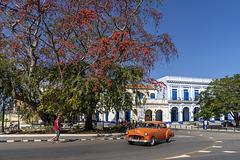 Matanzas - red orange blue