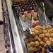 Cakes and profiteroles..........