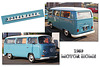 1969  Volkswagen Motor home - East Blatchington - 3.10.2015