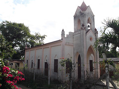 Église et clôture