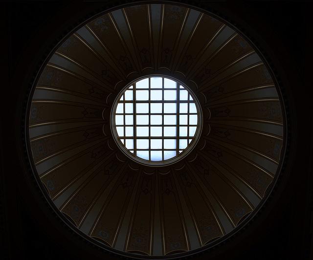 Virginia State Capitol Rotunda