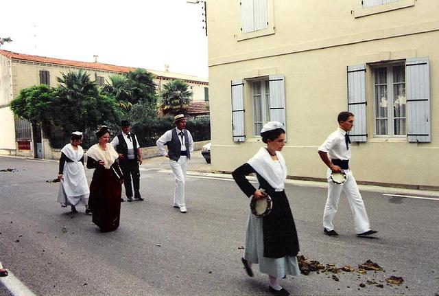 Vallabrègues, Fête de la Vannerie