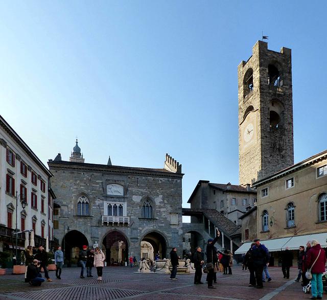Bergamo - Palazzo della Ragione