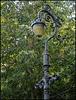Salisbury lamppost
