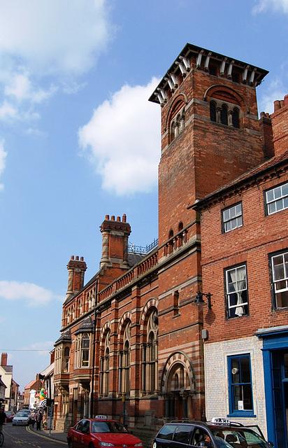 Bank by Watson Fothergill, Kirkgate, Newark, Nottinghamshire