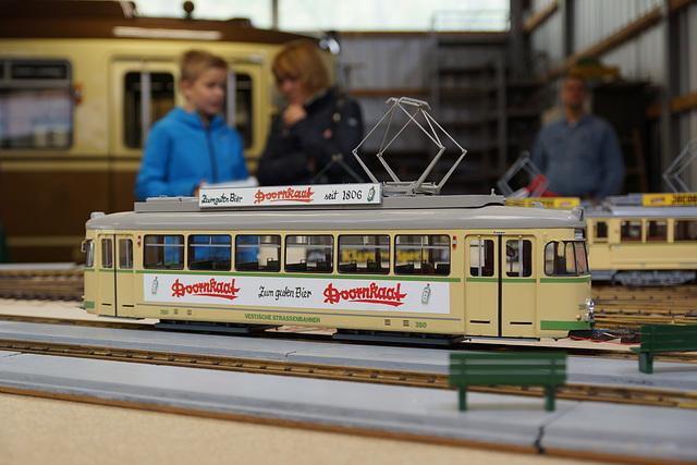 Straßenbahn Wuppertal Spur II 115