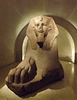 Sphinx from Tanis in the Louvre, June 2013