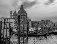 et Venise...en noir et blanc