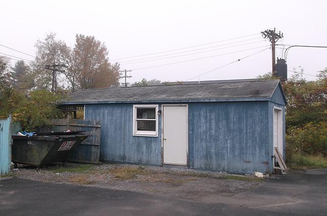 DG shed garage