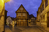 Blaue Stunde - Quedlinburg, Finkenherd 3