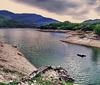 IL lago Prosciugato .