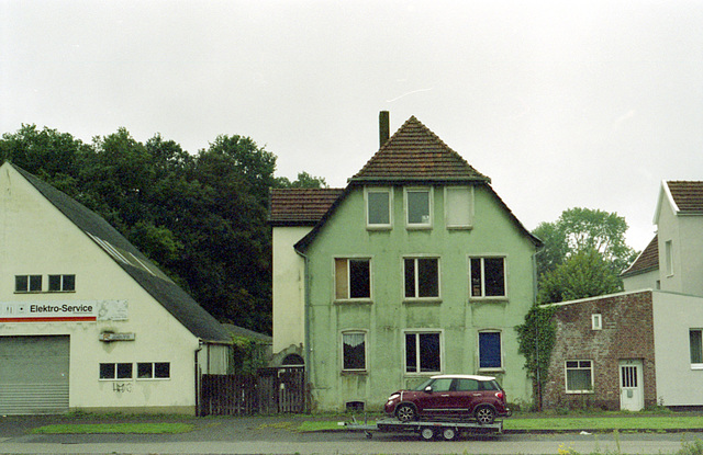 On the Germany/Netherlands frontier