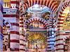 Marseille : Notre Dame de la Garde - interior view