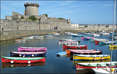 Ciboure (64) 24 septembre 2012. Le Fort de Socoa.