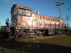 Petit matin ferroviaire....