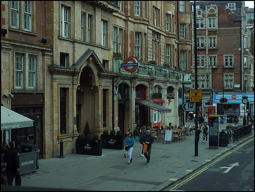 Queensway Underground