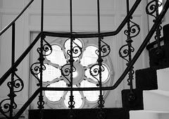 Treppenhaus in der Alten OPD (PiP)