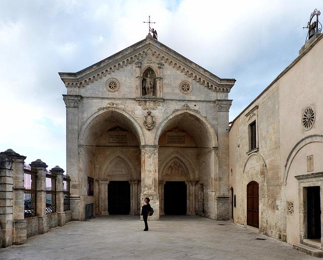 Monte Sant'Angelo - Sanctuary of Monte Sant'Angelo
