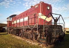 Locomotive cyclope...