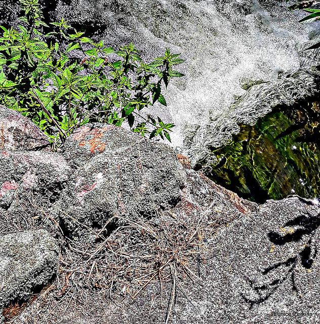 Below The Rock