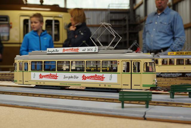 Straßenbahn Wuppertal Spur II 116
