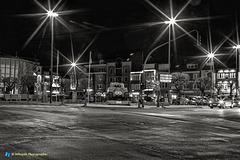 Bastogne la nuit