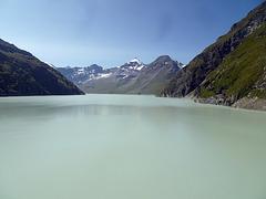 Blick über den Lac des Dix