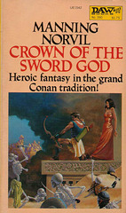Manning Norvil - Crown of the Sword God
