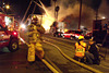 WAREHOUSE EXPLOSION @ Slauson & McKinley Ave, South Los Angeles