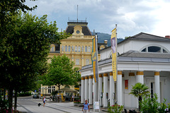 Bad Ischl, Post- & Telegrafen-Amt / Mail office