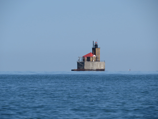 Port Austin Reef lighthouse (or maybe Laputa).