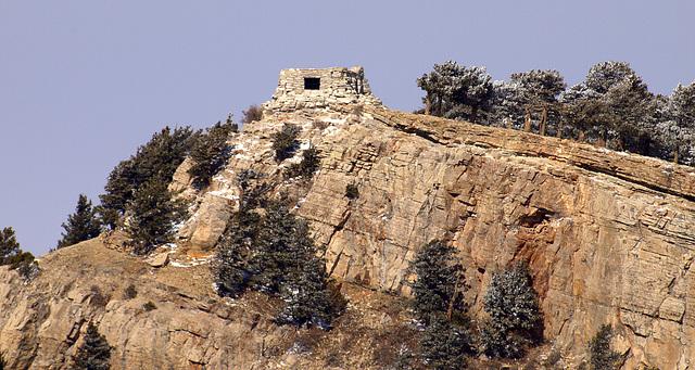 Kiwanis Hut, Sandia Peak