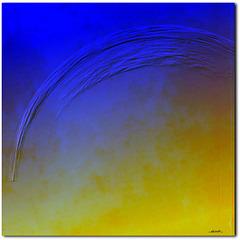 ...beginning circle...