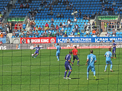 Spielszene, 07. Mai 2016, Chemnitzer FC vs. VfL Osnabrück