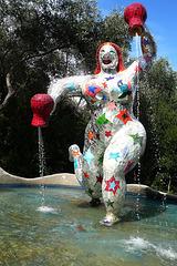Niki de Saint Phalle . . .