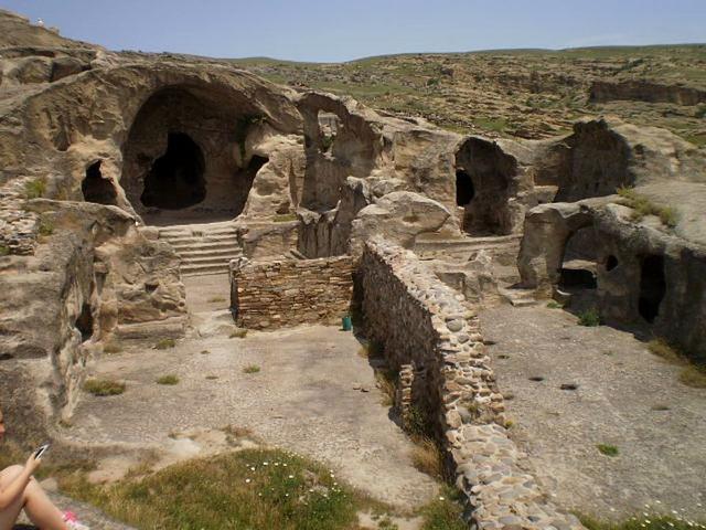 Ruins of Uplistsikhe.