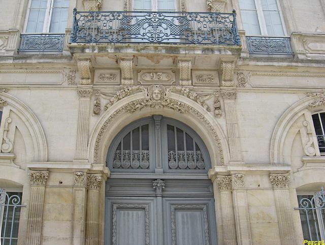 jolie demeure de Rochefort