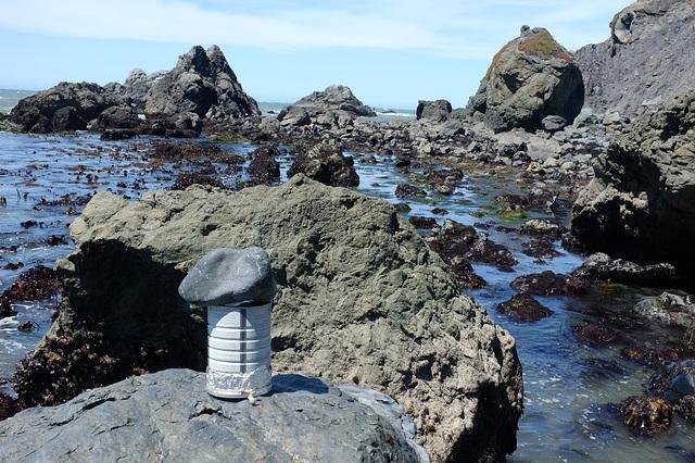 "Making ""Shell Beach Rocks"""