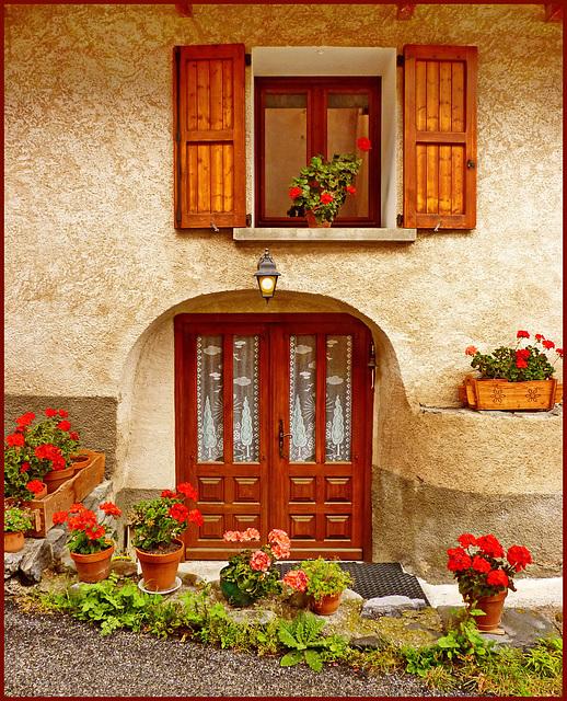 Nevache : una casa elegante (787)