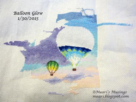 Balloon Glow 1/30/15