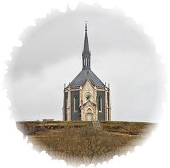 Ouhans (25) 2 janvier 2018. Chapelle Notre-Dame-des-Anges.